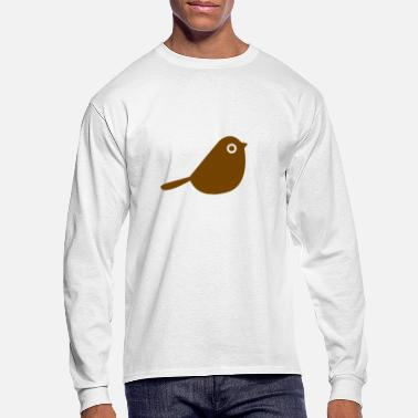 Bird - Men's Longsleeve Shirt