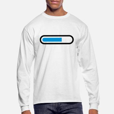 Loading Bar Loading Bar - Men's Longsleeve Shirt