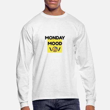 monday mode - Men's Longsleeve Shirt