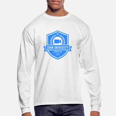 zoom university - Men's Longsleeve Shirt