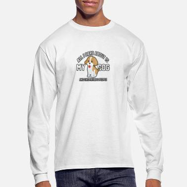 My Dog - Men's Longsleeve Shirt
