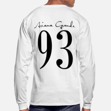 Ariana Ariana Grande 1993 - Men's Long Sleeve T-Shirt