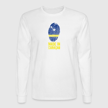 Made In Curaçao / Kòrsou - Men's Long Sleeve T-Shirt