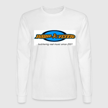 radio_flyer_buthering - Men's Long Sleeve T-Shirt