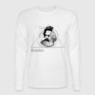 The Time of Marx - Men's Long Sleeve T-Shirt