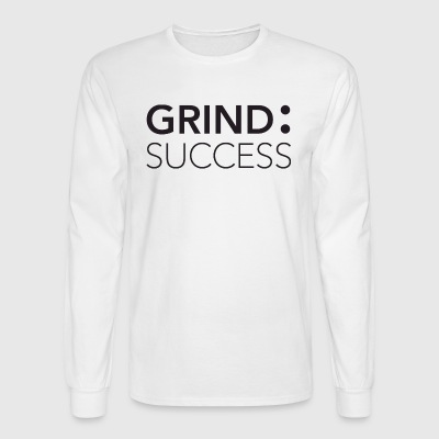 GRIND-NOIR - Men's Long Sleeve T-Shirt