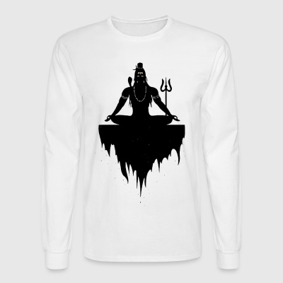 Lord Shiva - Men's Long Sleeve T-Shirt