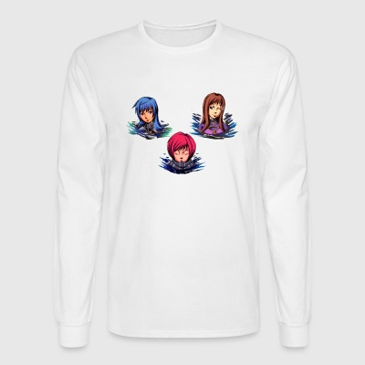 Star Ocean 3 Girls - Men's Long Sleeve T-Shirt