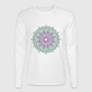 Absolut mandala - Men's Long Sleeve T-Shirt