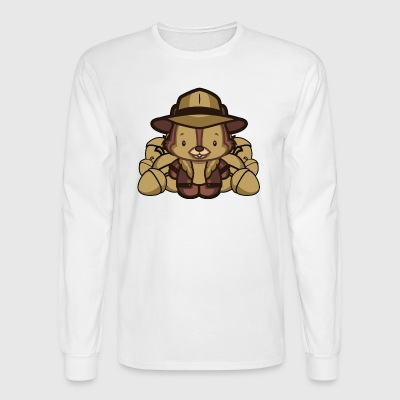 Chip - Men's Long Sleeve T-Shirt