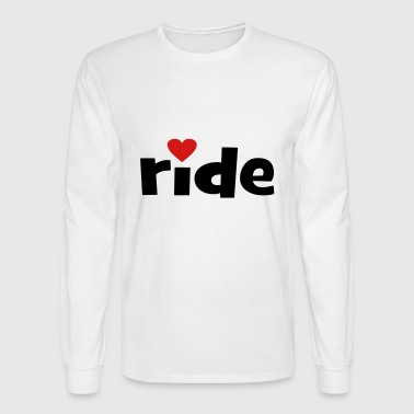 2541614 14760231 ride - Men's Long Sleeve T-Shirt
