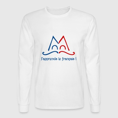 For French learners! - Men's Long Sleeve T-Shirt