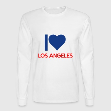 Los Angeles - Men's Long Sleeve T-Shirt