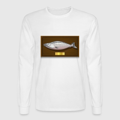 fish - Men's Long Sleeve T-Shirt