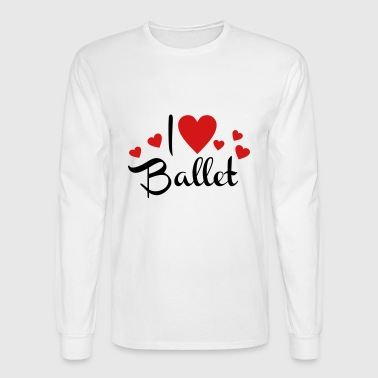 ballet - Men's Long Sleeve T-Shirt