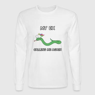 Shop Ex Boyfriend Long sleeve shirts online Spreadshirt