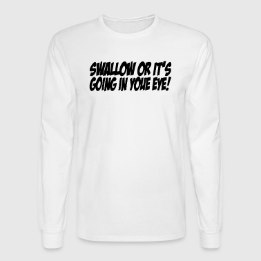 SWALLOW - Men's Long Sleeve T-Shirt