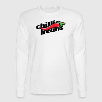 Chilli Beans - Men's Long Sleeve T-Shirt