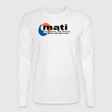Mothers against tide pods! - Men's Long Sleeve T-Shirt