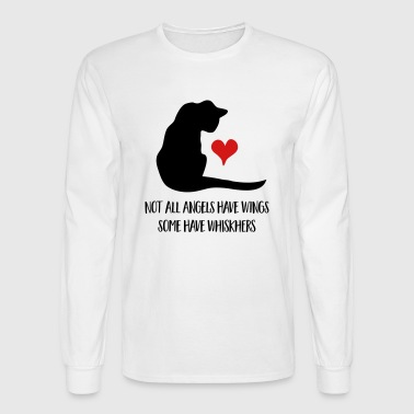 cat - Men's Long Sleeve T-Shirt