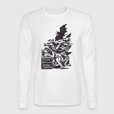 Sleep Of Reason - Men's Long Sleeve T-Shirt