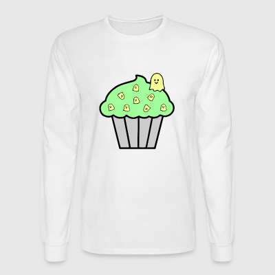 cupcake cake kuchen bakery backen6 - Men's Long Sleeve T-Shirt