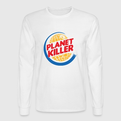 Planet Killer - Men's Long Sleeve T-Shirt