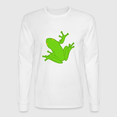 Animal Amphibian Frog 160286 - Men's Long Sleeve T-Shirt
