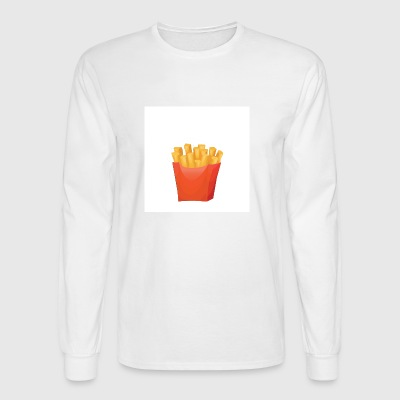 French fries - Men's Long Sleeve T-Shirt