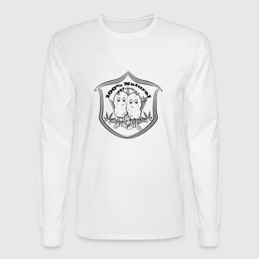 Twice Baked - Men's Long Sleeve T-Shirt