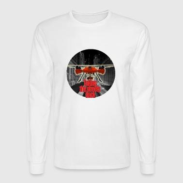 Taking Back the Night - Men's Long Sleeve T-Shirt