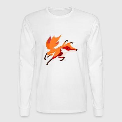 fox - Men's Long Sleeve T-Shirt