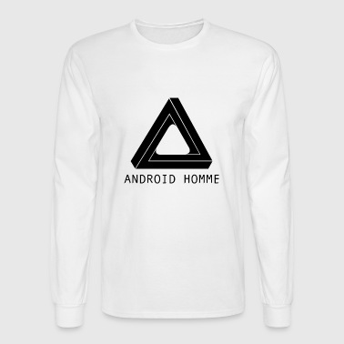Android Homme - Men's Long Sleeve T-Shirt