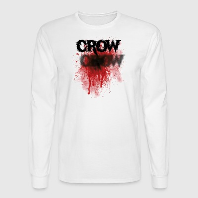 Bloody Crow - Men's Long Sleeve T-Shirt