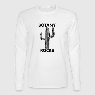 BOTANY ROCKS catus - Men's Long Sleeve T-Shirt
