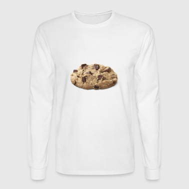 Choco Cookie - Men's Long Sleeve T-Shirt