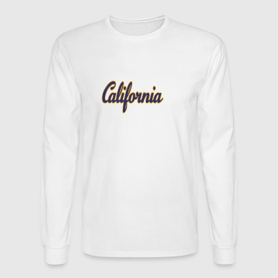 CALIFORNIA! - Men's Long Sleeve T-Shirt