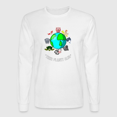 Animals have Rights - Men's Long Sleeve T-Shirt