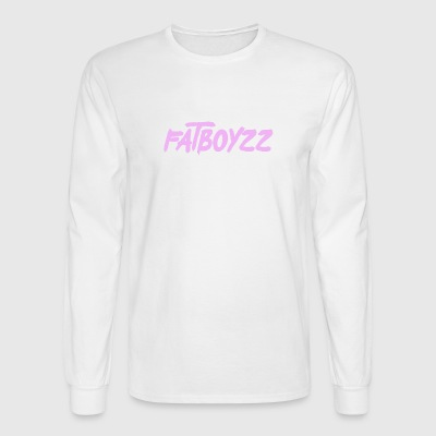 OG FATBOYZ LOGO - Men's Long Sleeve T-Shirt