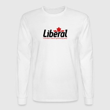 Liberal - Men's Long Sleeve T-Shirt
