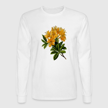 flower - Men's Long Sleeve T-Shirt