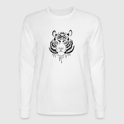 Stripes King - Men's Long Sleeve T-Shirt
