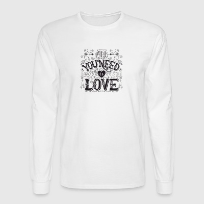Number One Forever - Men's Long Sleeve T-Shirt