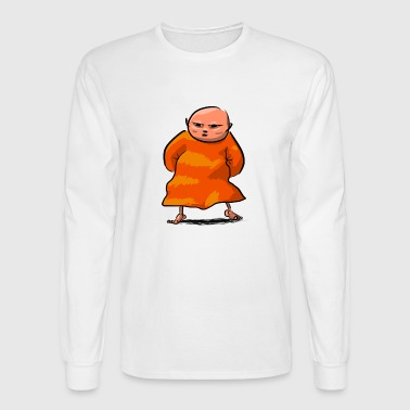 monk - Men's Long Sleeve T-Shirt