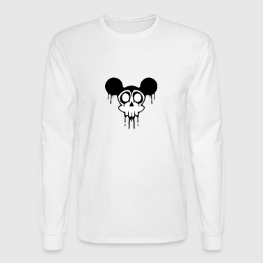 neff mouse - Men's Long Sleeve T-Shirt