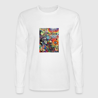 Shroom trip - Men's Long Sleeve T-Shirt