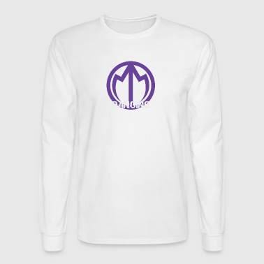 Monarch Dancing Black Variant - Men's Long Sleeve T-Shirt