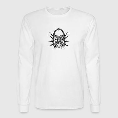 Hazama Emblem Crest - Men's Long Sleeve T-Shirt