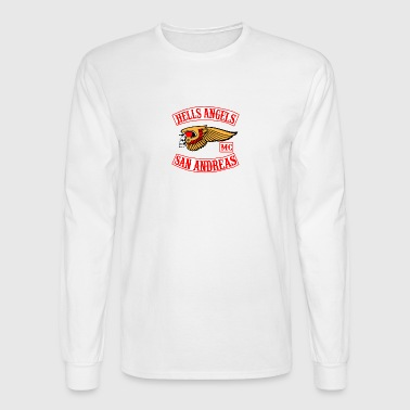 Hell angels - Men's Long Sleeve T-Shirt