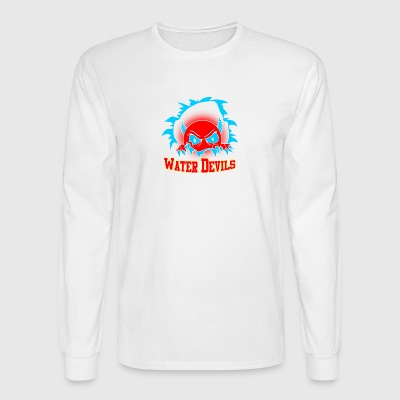 Water_Devils - Men's Long Sleeve T-Shirt